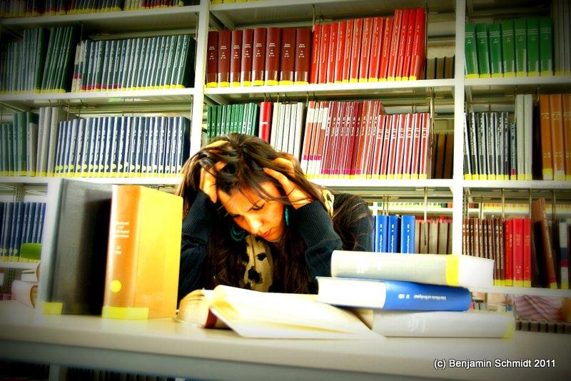 Studiengang mit Nebenfach Burnout?