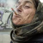 Dinda rauchen Rumänien