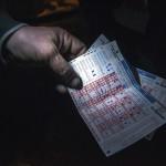 Lottoschein Rumänien