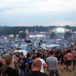 Haltestelle Woodstock: wo Konsum kurz anhält...