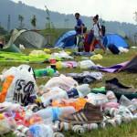...doch dann: willkommen zurück auf dem plastic Planet